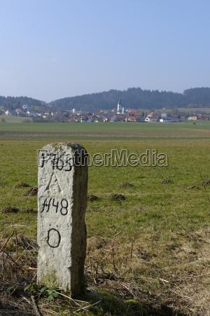 germany bavaria lower bavaria landmark between