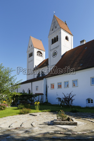paseo viaje iglesia baviera alemania al