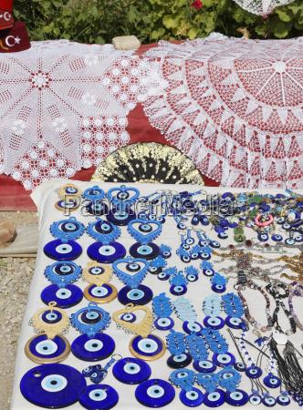 turquia antalya variedad amuletos en forma