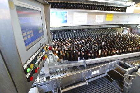 alemania planta embotelladora de una cerveceria