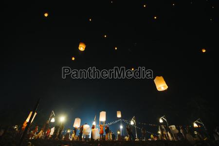 tailandia khao lak linternas del cielo