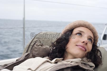 germany baltic sea luebecker bucht portrait