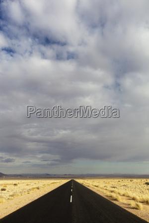 paseo viaje desierto trafico parque nacional