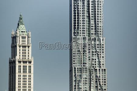 ciudad vida de la ciudad moderno