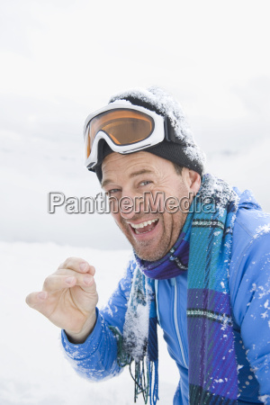 italy south tyrol seiseralm man wearing