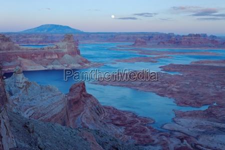rocky north american scenic