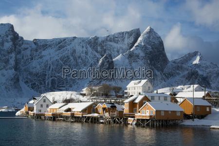 sakrisoy lofoten noruega