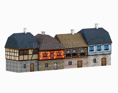 centro historico exento