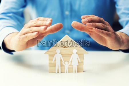 concepto de propiedad familiar vida y
