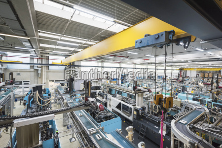 trabajo moderno industria interior logistica alemania