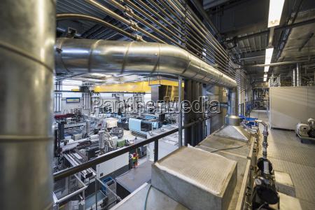 trabajo moderno industria tecnologia interior alemania