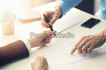 firma de contrato de asociacion de