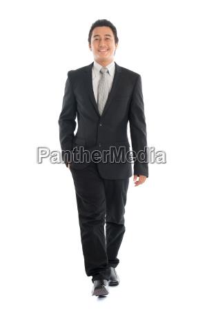 gente de negocios asiaticos de cuerpo