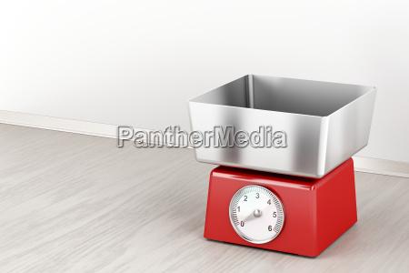 cocina masa peso mecanicamente kilogramo escala