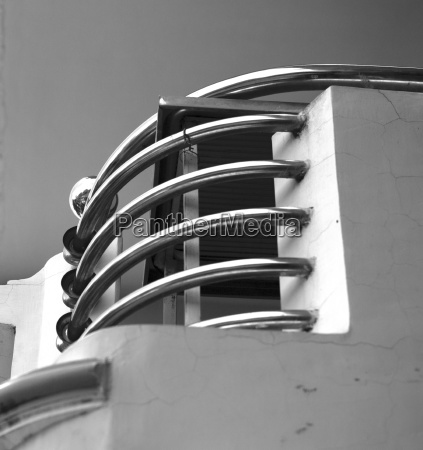 pasamanos de acero inoxidable curving