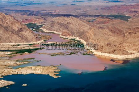 azul paseo viaje medio ambiente desierto