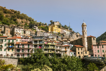 town of badalucco italy