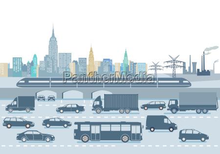 metro conducir casas ciudad promocion trafico