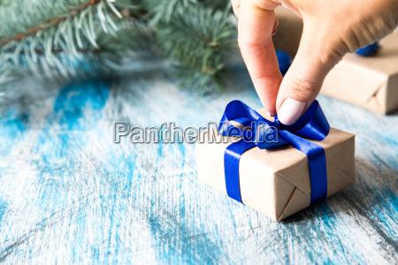 azul saludos fiesta composicion color arbol
