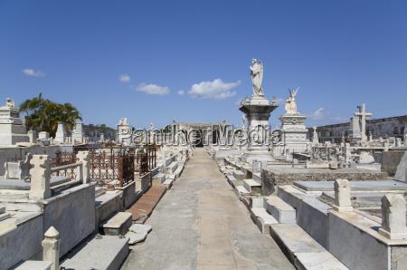 la reina cemetery cienfuegos city unesco