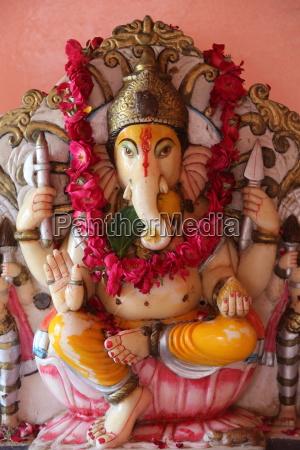 ganesh murthi in goverdan uttar pradesh