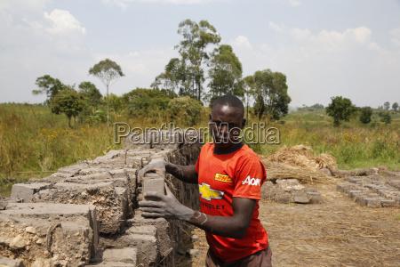 brick factory financed by a loan