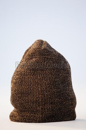 invierno marron lana textil octubre sumision