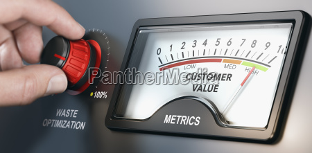 lean manufacturing add customer value