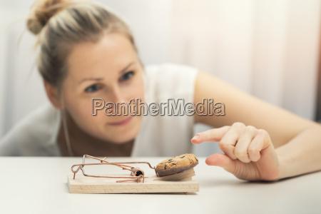 mujer personas gente hombre perder comida