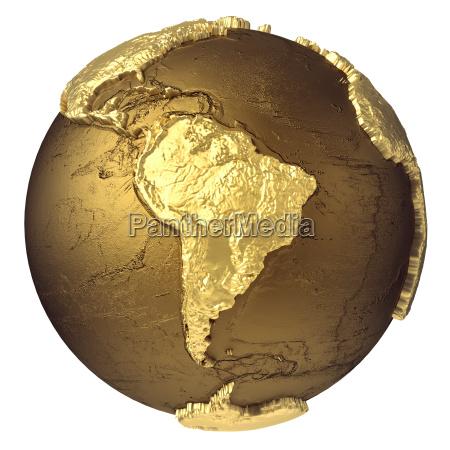 globo de oro de america del
