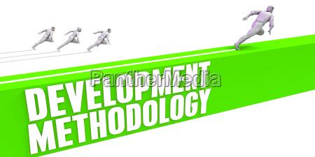 development methodlogy