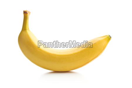 sabroso platano amarillo