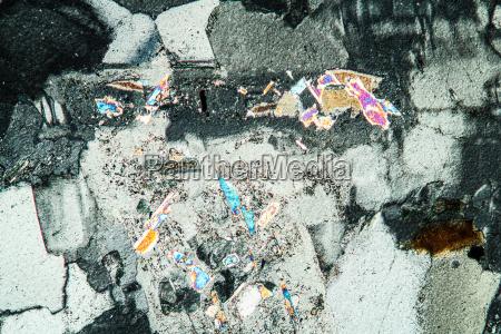 cuarzo granito minerales dureza mica feldespato