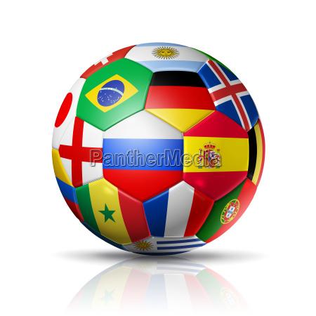rusia 2018 balon de futbol soccer