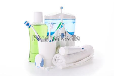 accesorios para la limpieza de los