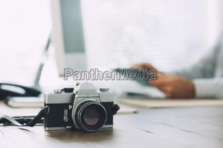 fotografo profesional de la agencia