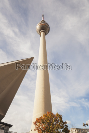 germany berlin television tower