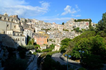 turismo barroco europa sicilia paisaje naturaleza