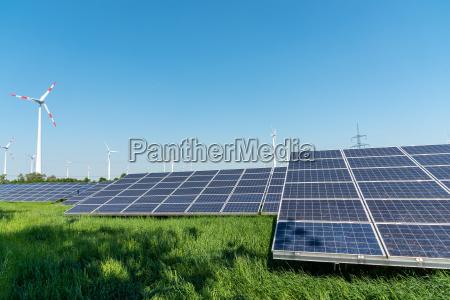 generacion de energias renovables y lineas