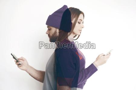 mujer estilo de vida femenino masculino