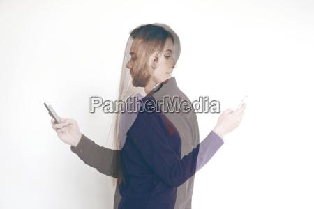 estilo de vida femenino masculino comunicacion