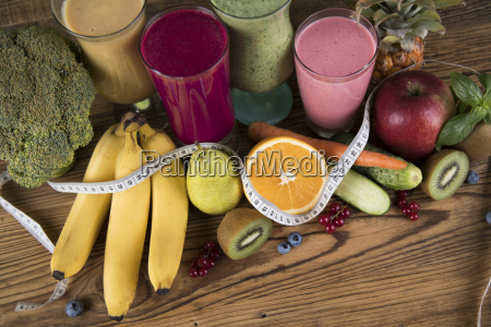 dieta deportiva cocteles fitness fondo de
