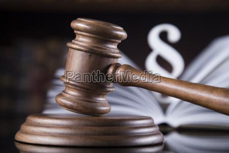 libro ley codigo legal de concepto