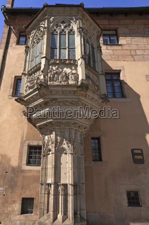 historico monumentos europa baviera vista ornamento