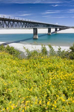 rural trafico puente transporte puentes influencias