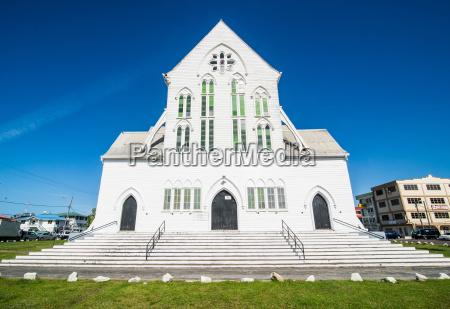religion iglesia catedral america central las
