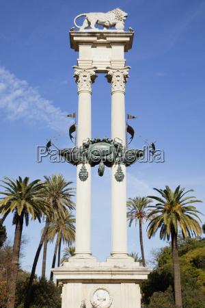 azul enorme monumento memorial arte arbol