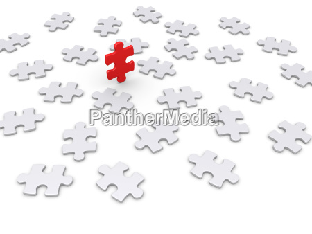 pieza de puzzle gana otros