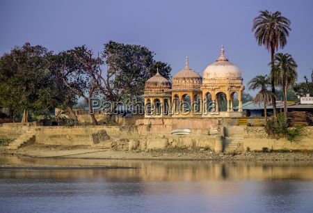 chhatri elevado pabellones en forma de