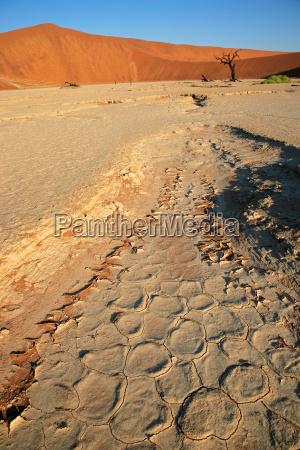 desierto africa namibia duna africano paisaje